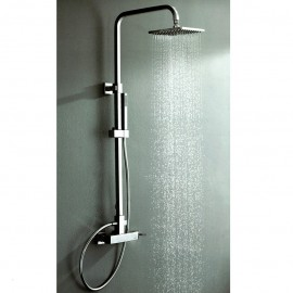 Stainless steel Rainshower