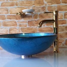 Metal blue-fg01